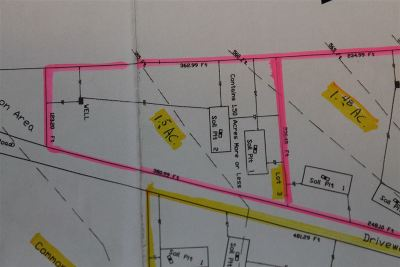 Residential Lots & Land For Sale: Lot 3 Old Dove Road