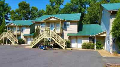 Hot Springs AR Condo/Townhouse For Sale: $83,900