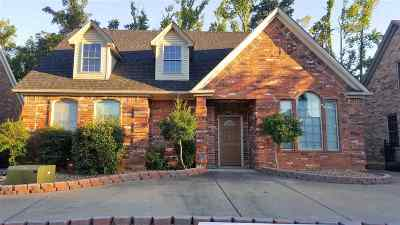 Benton Single Family Home For Sale: 4411 Boardwalk