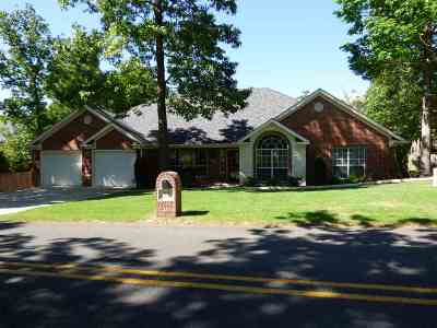 Hot Springs Single Family Home For Sale: 406 Peninsula Dr
