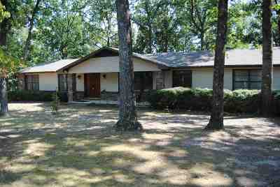 Hot Springs Single Family Home Active - Contingent: 119 Grand Ridge Terr
