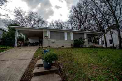 Hot Springs AR Single Family Home For Sale: $59,000
