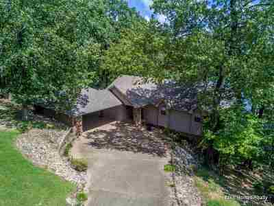 Hot Springs Single Family Home For Sale: 110 Silverwood Terr