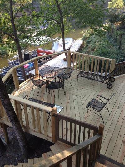 Hot Springs Single Family Home For Sale: 111 Indian Lodge Point