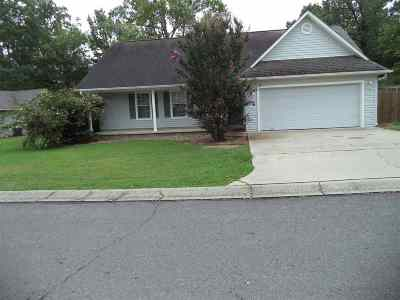 Single Family Home For Sale: 150 Wyatt Cove
