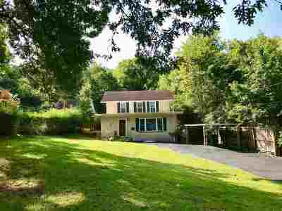 Hot Springs Single Family Home For Sale: 104 Edgewood