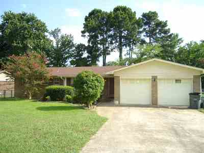 Hot Springs Single Family Home For Sale: 203 Mockingbird