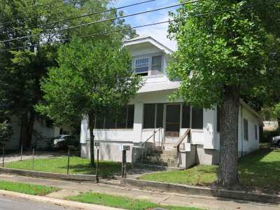 Hot Springs Single Family Home For Sale: 1600 West Grand Ave