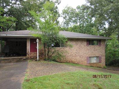 Hot Springs Single Family Home For Sale: 1405 Richard St