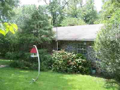 Single Family Home For Sale: 128 Kassman Terrace
