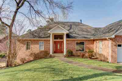 Hot Springs Single Family Home For Sale: 170 Lake Forest Shores Drive