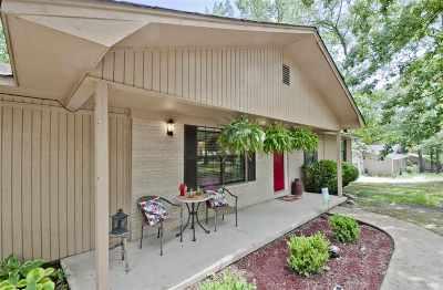 Hot Springs Single Family Home For Sale: 207 Kyler Terrace