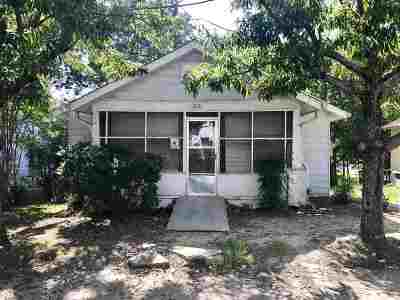 Hot Springs AR Single Family Home For Sale: $67,000