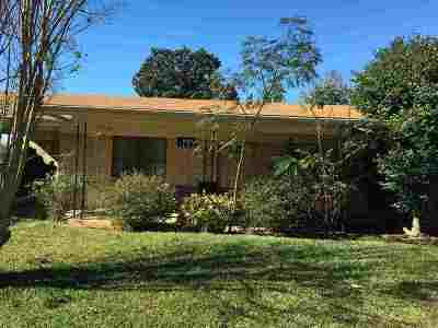 Single Family Home For Sale: 1103 Pintado Loop
