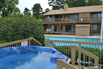Hot Springs AR Condo/Townhouse For Sale: $249,900