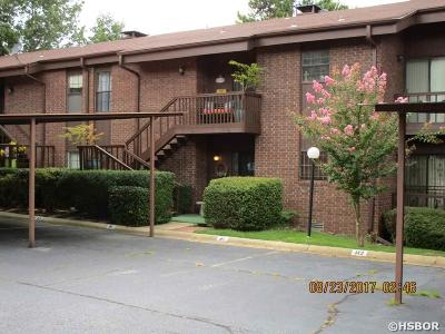 Hot Springs Condo/Townhouse For Sale: 2311 Lakeshore Drive #N-3