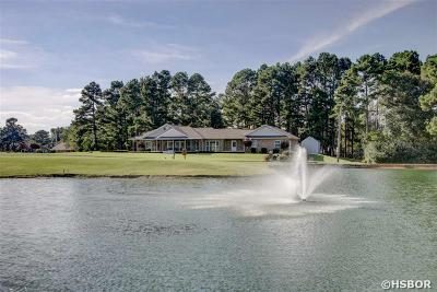 Hot Springs Single Family Home For Sale: 105 Casper Court