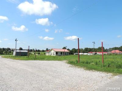Hot Springs Commercial For Sale: 3811 Albert Pike