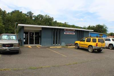 Hot Springs Commercial For Sale: 633 E Grand Ave