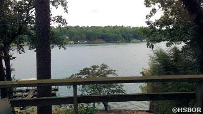 Hot Springs Single Family Home For Sale: 329 A Lookout Point