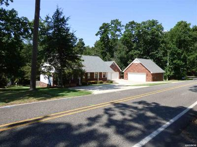 Hot Springs Single Family Home For Sale: 1608 Marion Anderson Road