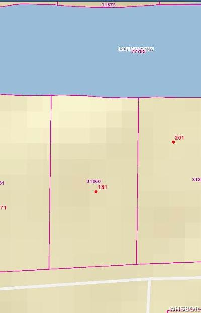 Hot Springs Residential Lots & Land For Sale: 181 Long Beach Dr