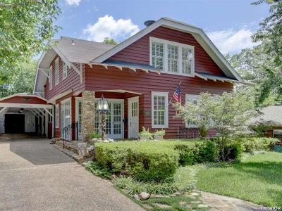 Hot Springs Single Family Home For Sale: 212 Violet