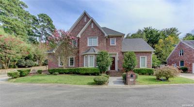 Hot Springs Single Family Home For Sale: 122 Seven Oaks Drive
