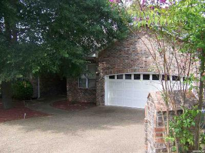 Hot Springs AR Single Family Home For Sale: $385,000