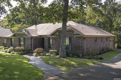 Hot Springs Single Family Home For Sale: 135 Clairmoor Ct