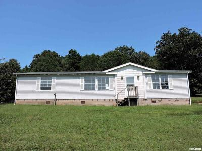 Hot Springs Single Family Home For Sale: 2172 Cedar Glades Road