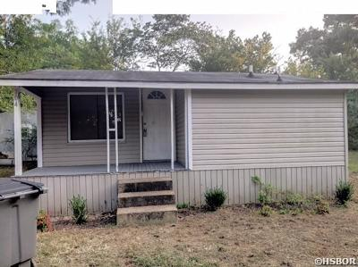 Hot Springs Single Family Home For Sale: 704 Cones Road