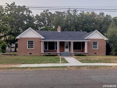 Hot Springs Single Family Home For Sale: 150 Oakwood Av