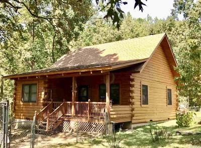 Hot Springs Single Family Home For Sale: 6962 Central Avenue