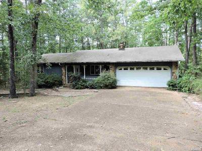 Hot Springs Single Family Home For Sale: 19 Del Camino Ln