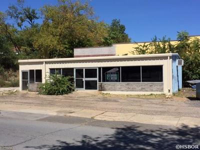 Hot Springs Commercial For Sale: 208 W Grand Avenue