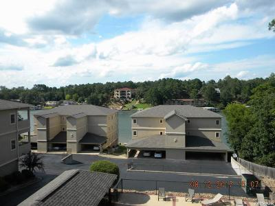 Hot Springs Condo/Townhouse For Sale: 225 Lookout Point #B-3