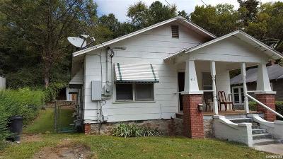 Hot Springs Single Family Home For Sale: 402 Cedar