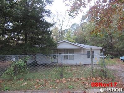 Hot Springs Single Family Home For Sale: 103 Granite