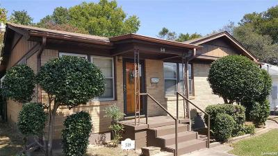 Hot Springs Single Family Home For Sale: 518 Oaklawn