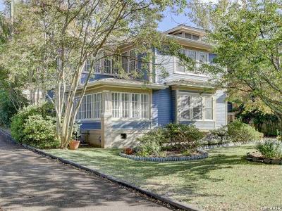 Hot Springs Single Family Home For Sale: 729 Quapaw Av