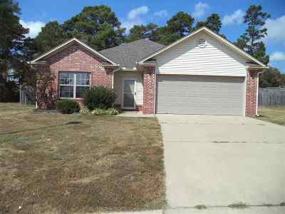 Hot Springs Single Family Home For Sale: 146 Durham Loop