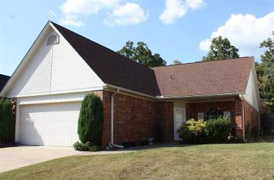 Hot Springs Single Family Home For Sale: 152 Ellis Ct