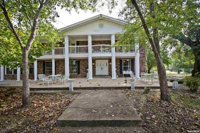 Malvern Single Family Home For Sale: 17484 Sulphur Springs Road