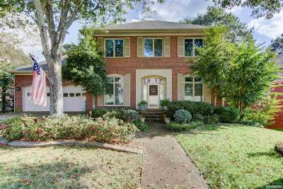 Hot Springs Single Family Home For Sale: 117 St Charles Circle