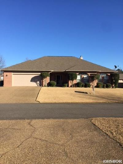 Hot Springs Single Family Home Active - Contingent: 139 Deerview Circle
