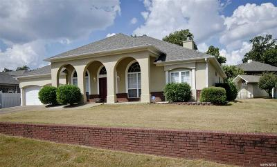 Garland County Single Family Home For Sale: 2502 Marion Anderson Road
