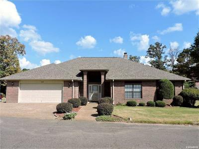 Hot Springs Single Family Home For Sale: 102 Buck Ridge Ln