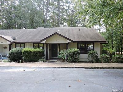 Garland County Condo/Townhouse For Sale: 25 Sandalo Lane
