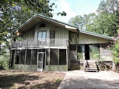 Glenwood Single Family Home For Sale: 211 Hwy 8 E